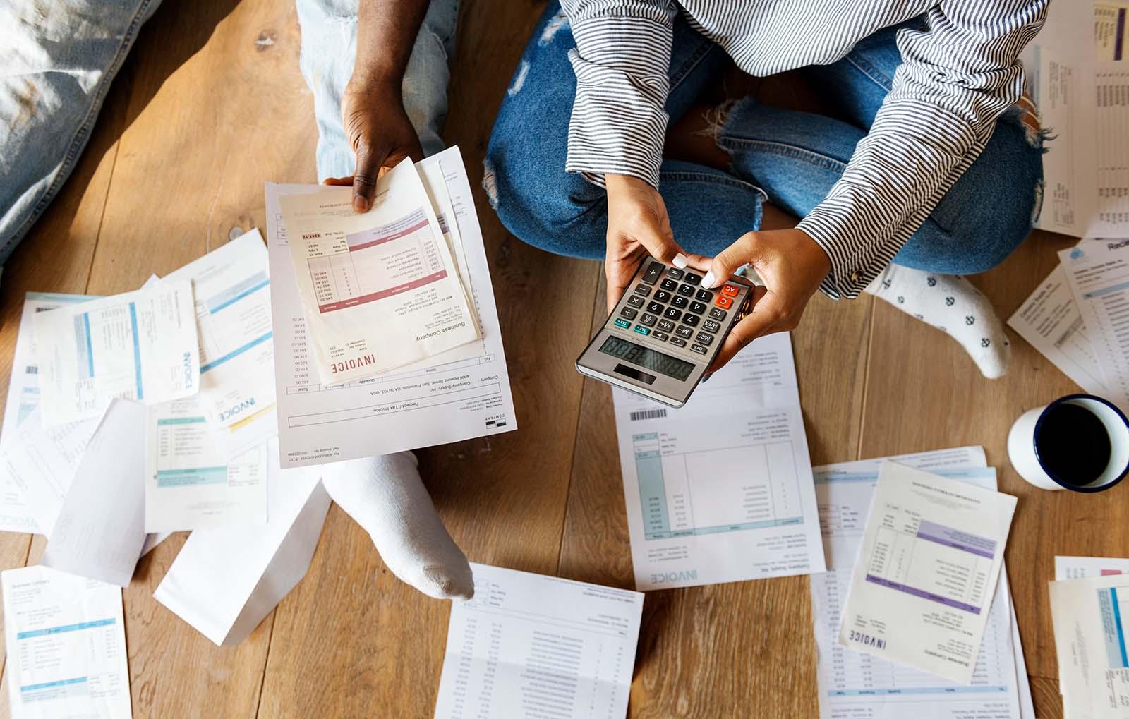 Self Employed IVA numbers