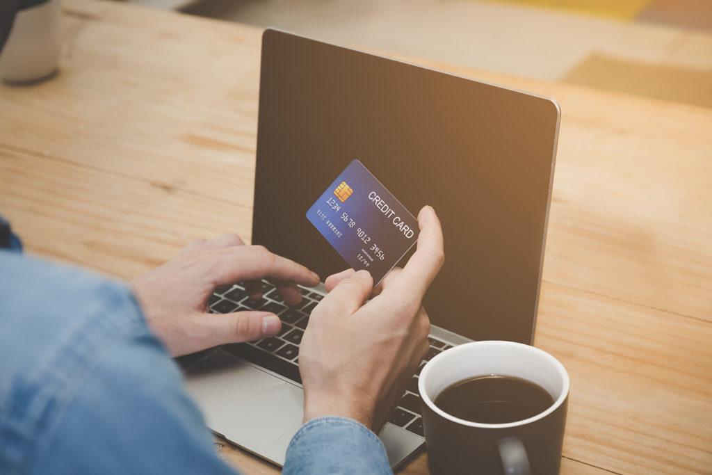 Credit card debt online