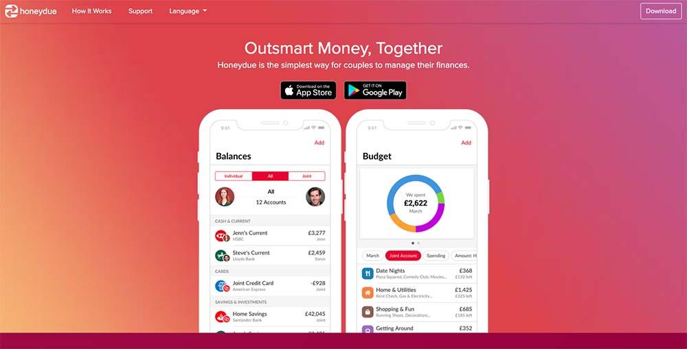 Honeydue App